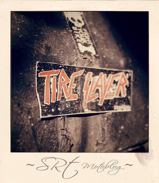Tire Slayer Stickers